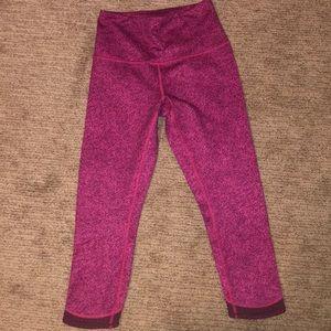 Lululemon Activewear Bottoms  RN 106259 CA 35801